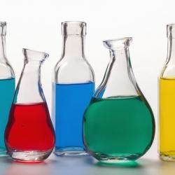 Magazzino per prodotti chimici