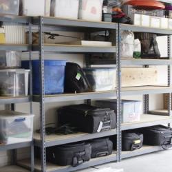 Scaffalature per garage