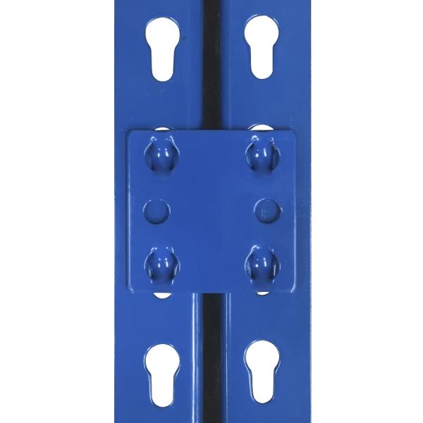 Connettore d'unione Vmax blu