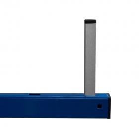 Fermo Separatore integrato Braccio Cantilever vista laterale